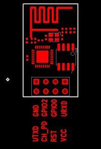ESP8266_pin