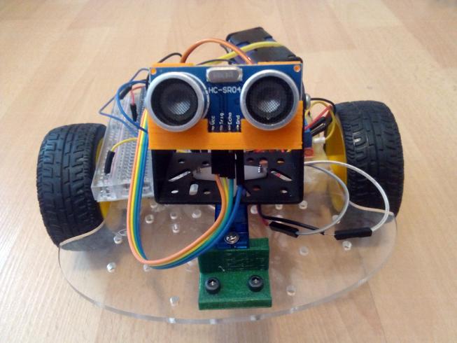 Arduino pid control blascarr
