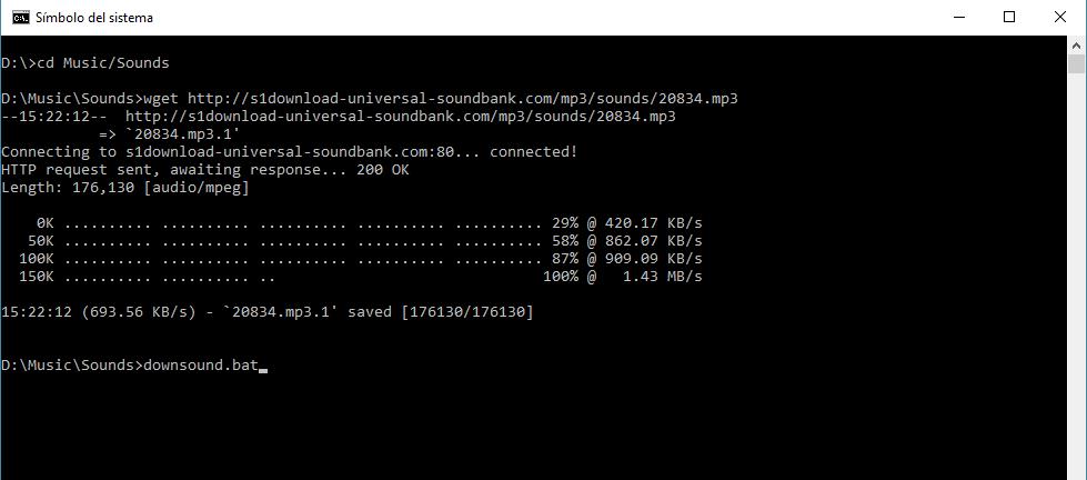 downsound