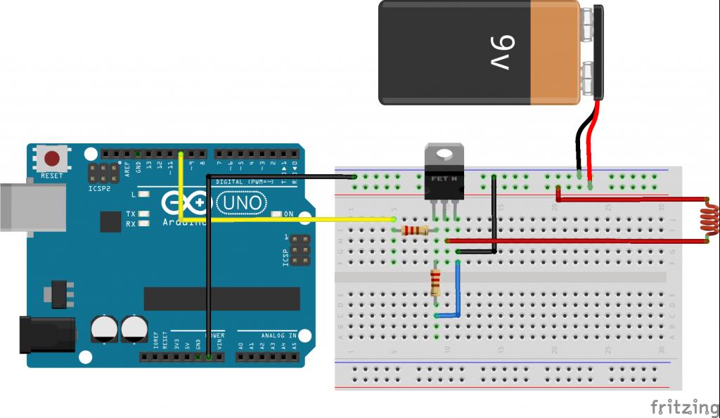 PID Temperature Control with Arduino - Blascarr