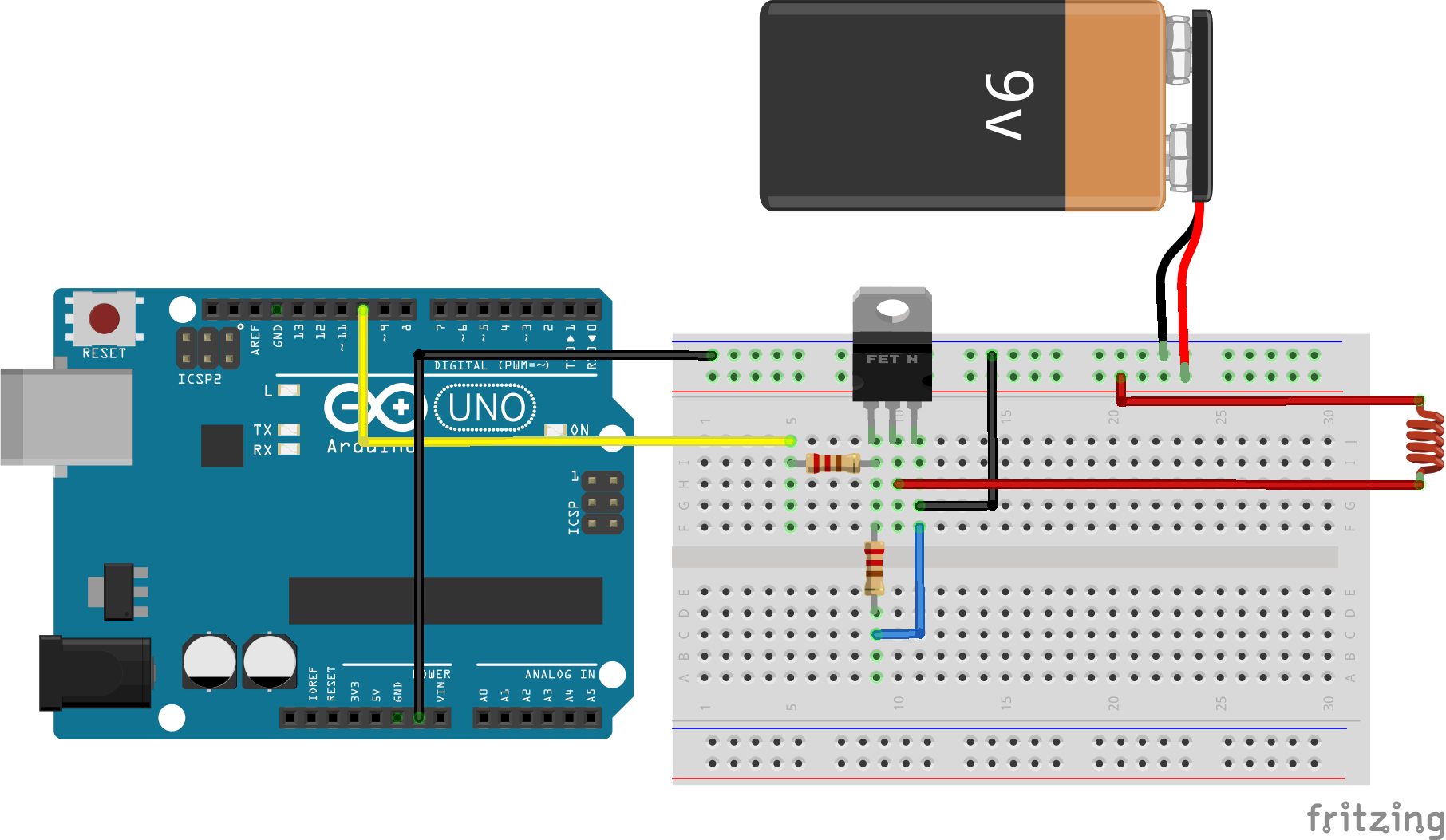 Pid temperature control with arduino blascarr